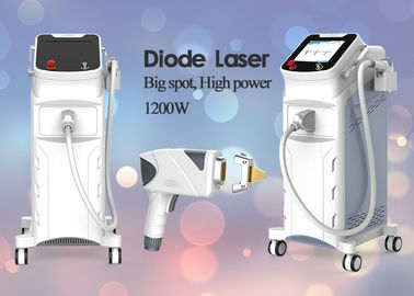 Machine professionnelle 1 de beauté de laser de diode de 755nm 808nm 1064nm - fréquence de l'impulsion 10Hz
